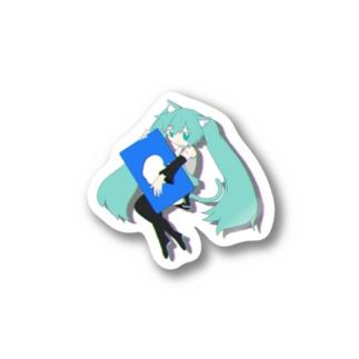 んぴの課金MIKU Stickers