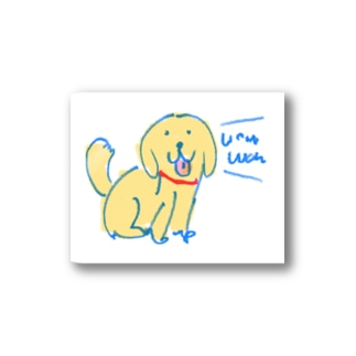 WanWanPandaのゴル Sticker