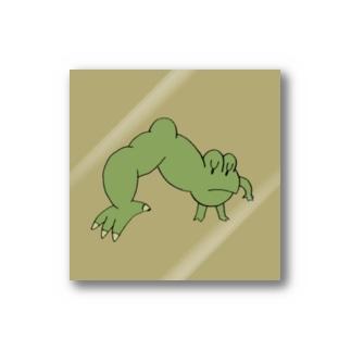 まよいのほしステッカー No.52 チカラエル Stickers