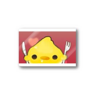 モチピヨステッカー・らぶ Stickers