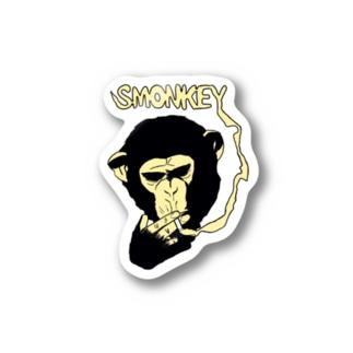 SMONKEY  Stickers