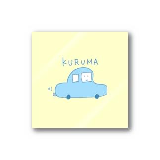 KURUMA Stickers