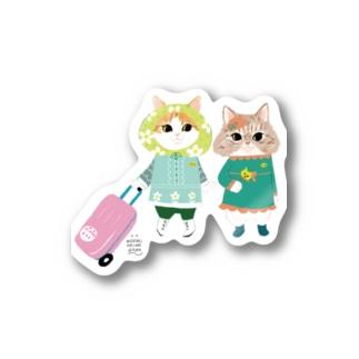 ヲカシな童話杏季 Stickers