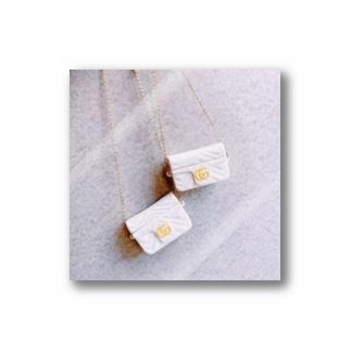 カバン型 ストラップ付き Gucci/グッチ airpods proケース ブランド風 LINEで注文可 かわいい 高級 超人気 ストラップ付き Stickers