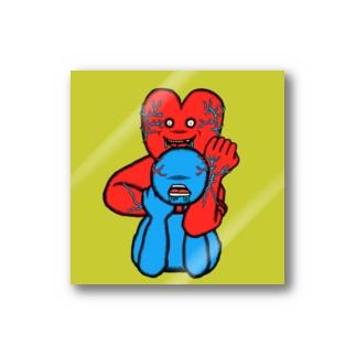 恋煩い Stickers
