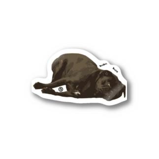 だらりんPUG Stickers