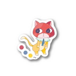 きのこねこ Stickers