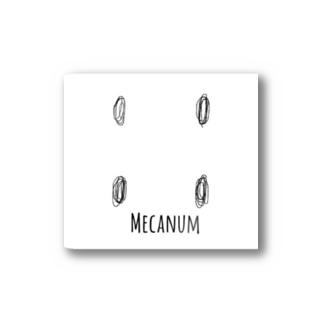 メカナムステッカー Stickers