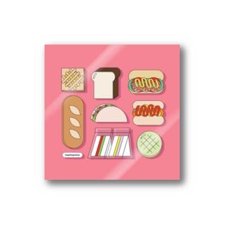 勝手にパン祭り Stickers