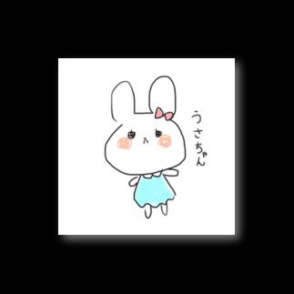 Sae_39921のうさちゃん Stickers