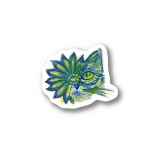 猫花 Stickers