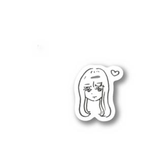 ファビュラスおんなのこ Stickers