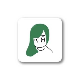 もりちゃん Stickers