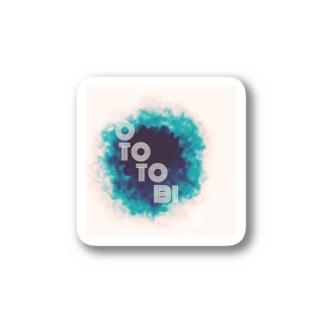 OTOTOBI総本山グッズ Stickers