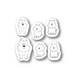 るびちゃんズ Stickers