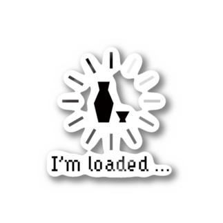 おもしろ英語表現(loaded) Stickers