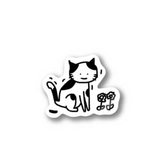 憤ッ!ネコちゃん Stickers