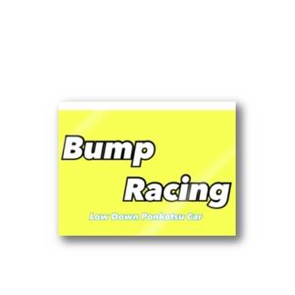 バンプ Stickers