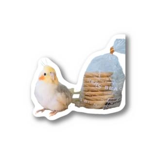 パンケーキさんとつむん Stickers