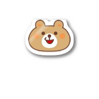 くまきちゲームCHオンラインSHOPのくまきち@ゲーム実況 Sticker