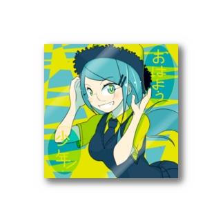 おはようお姉さん2020/08/07 Stickers