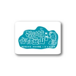 マリンハウス伊豆山ロゴ① Sticker