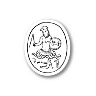 アブラクサス(abraxas) Stickers
