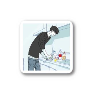 平岩レモネード Stickers