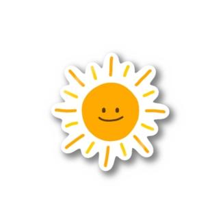 にこにこ太陽 Stickers