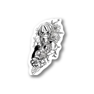 shiwasu / hitotose Stickers
