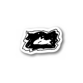 さかな切手 Stickers