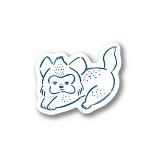 ハイエナズクラブ ハイエナちゃん Stickers