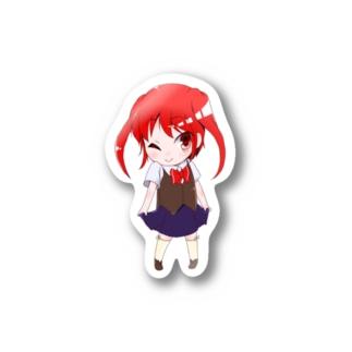 電書ちゃんSD-05 Stickers