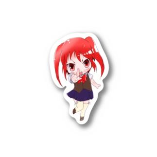 電書ちゃんSD-07 Stickers