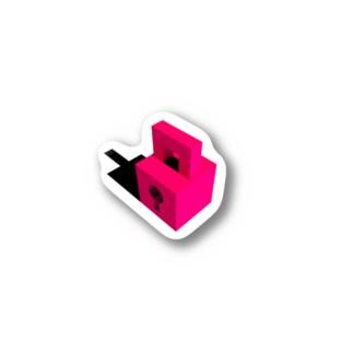 クローズドサークル Stickers