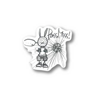 パスミス! Stickers