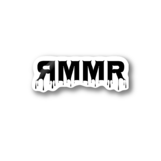 ЯMMRのЯMMRステッカー ステッカー