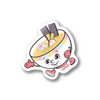 ラーメンくん 〜Food Kingdom〜 ステッカー