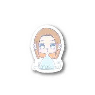 はなぞの💐 Stickers