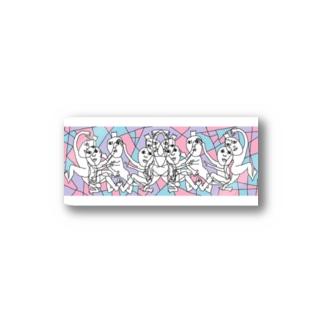 前田典之 Stickers