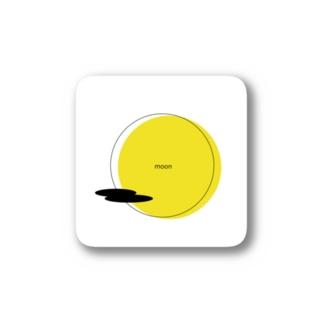 ネネ / __ne54のmoon Stickers