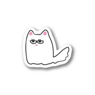 おぶすにゃんこ Stickers
