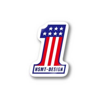 HSMT design No.1  Stickers