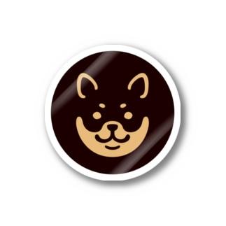 SHIBAT - クロシバ Stickers