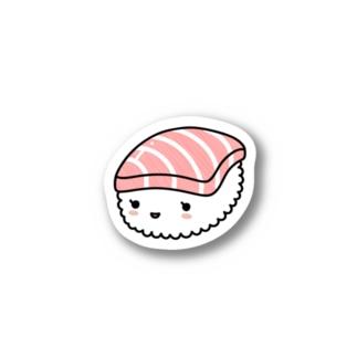 寿テッカー(とろ) Stickers
