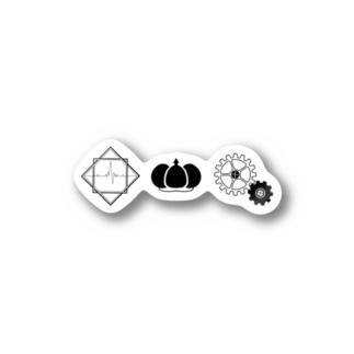 🦙👑🍫 Stickers