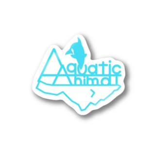 Aquatic Animal Stickers