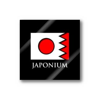 JAPONIUM公式 Stickers