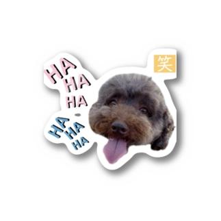 笑う犬3 Stickers