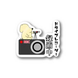 盗撮犬 Sticker